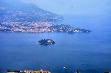 25 View of Lago Maggiore from Cable Car